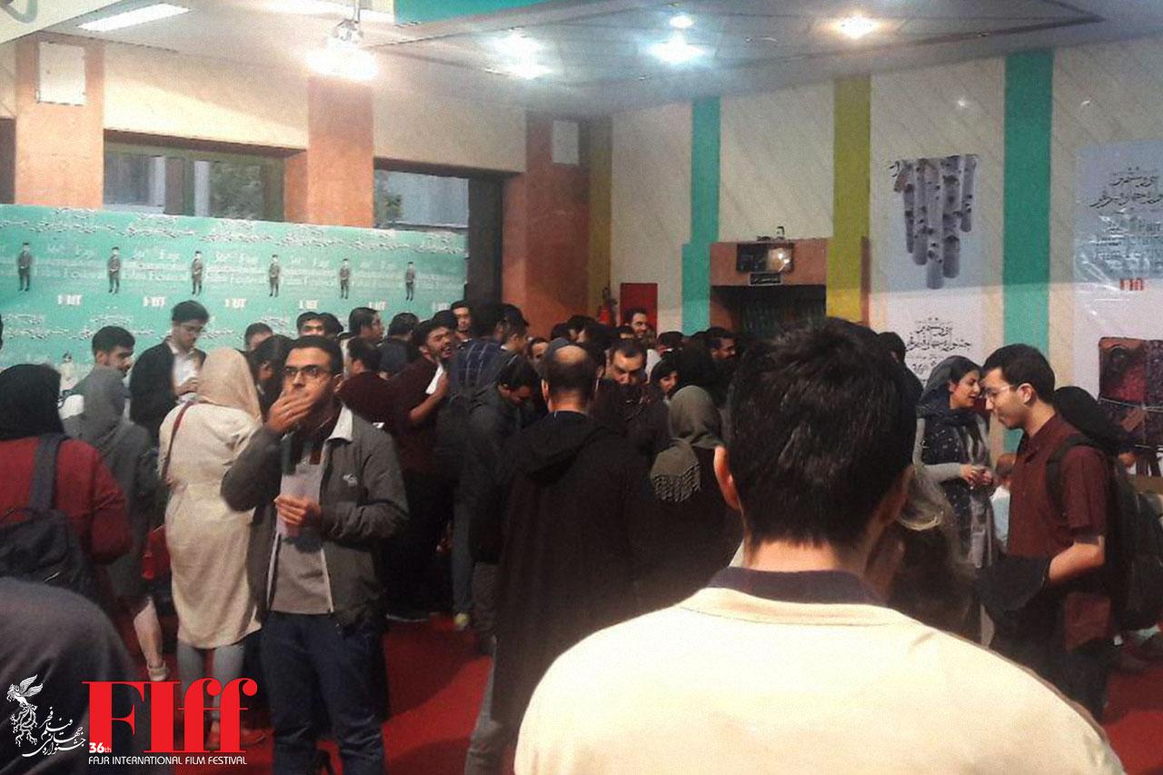 استقبال از «مارموز» کمال تبریزی در سینما فلسطین