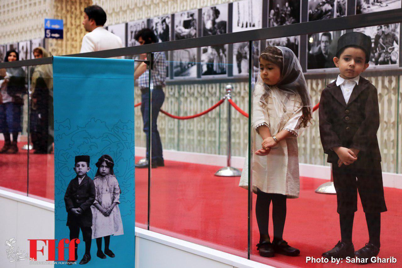 گزارش تصویری حواشی روز سوم جشنواره جهانی فیلم فجر / ۳