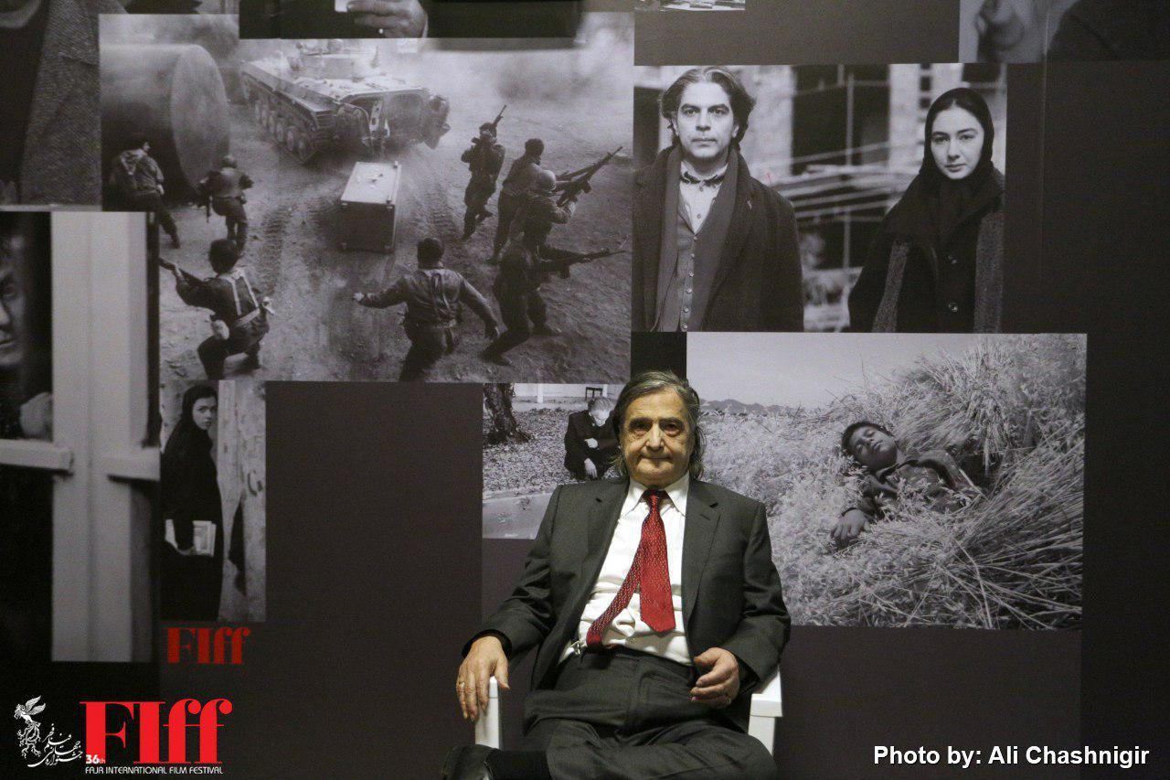 شانس آوردم که با بزرگان موج نوی سینمای فرانسه همراه شدم/ سینمای ایران عظمت و شهرت جهانی دارد