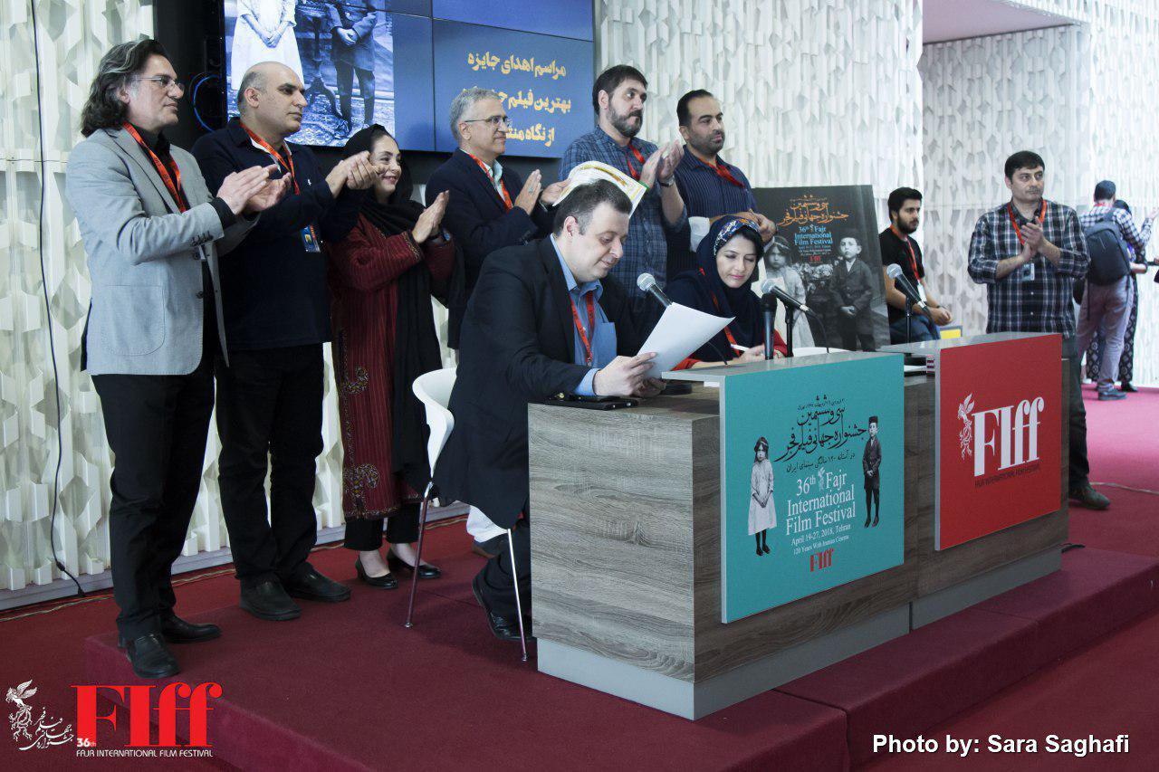 برگزیدگان جشنواره جهانی فیلم فجر از نگاه حلقه منتقدان معرفی شدند/ آرزوی صلح برای همه جهان
