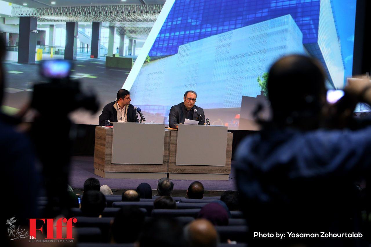 گزارش تصویری نشست خبری سیوششمین جشنواره جهانی فیلم فجر /۵