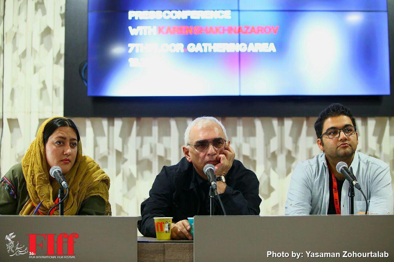 سینمای ایران چشم انداز خوبی دارد/ سختیهای فیلمسازی در روسیه