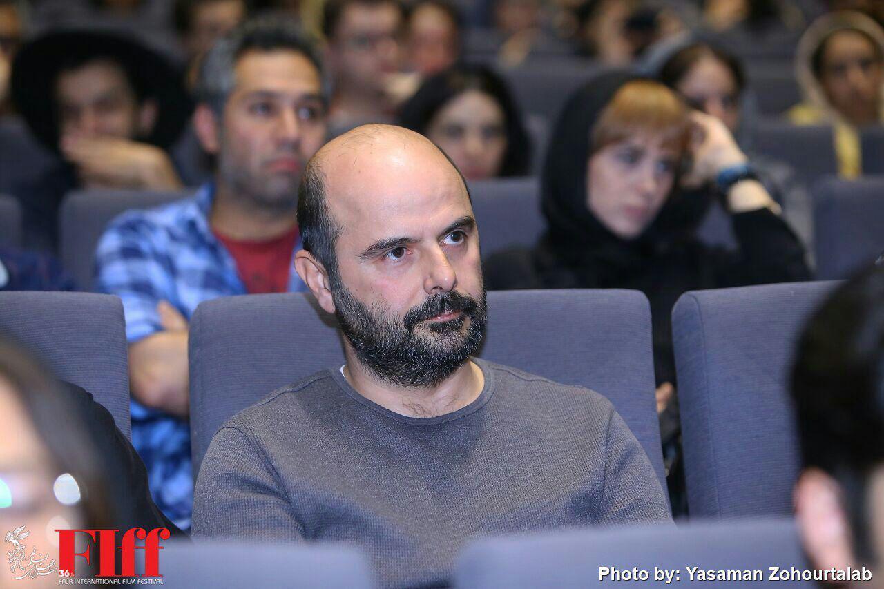 گزارش تصویری معرفی فیلم «درساژ» با حضور علی مصفا در پردیس چارسو