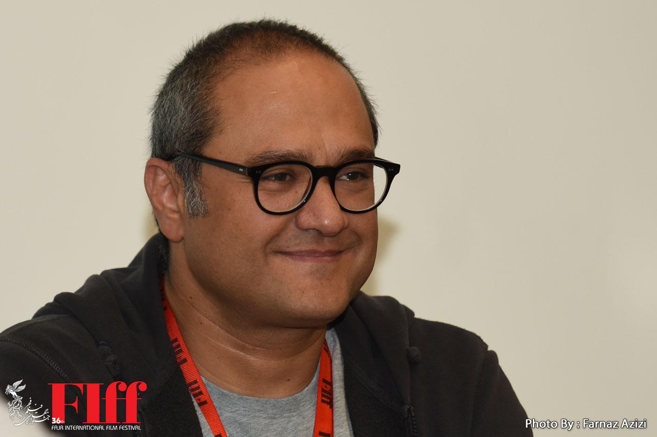 اجرای اختتامیه سی و ششمین جشنواره جهانی فیلم فجر توسط رامبد جوان