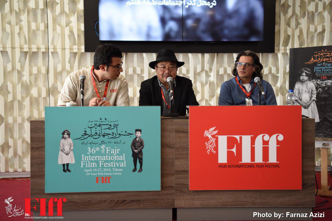 ایران کشوری سینمایی است/ بارها فیلمهای شما را دیدهام