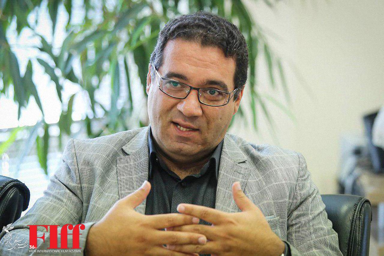 روحالله حسینی: در جشنواره جهانی فیلم فجر تاکید بر بعد آموزشی است