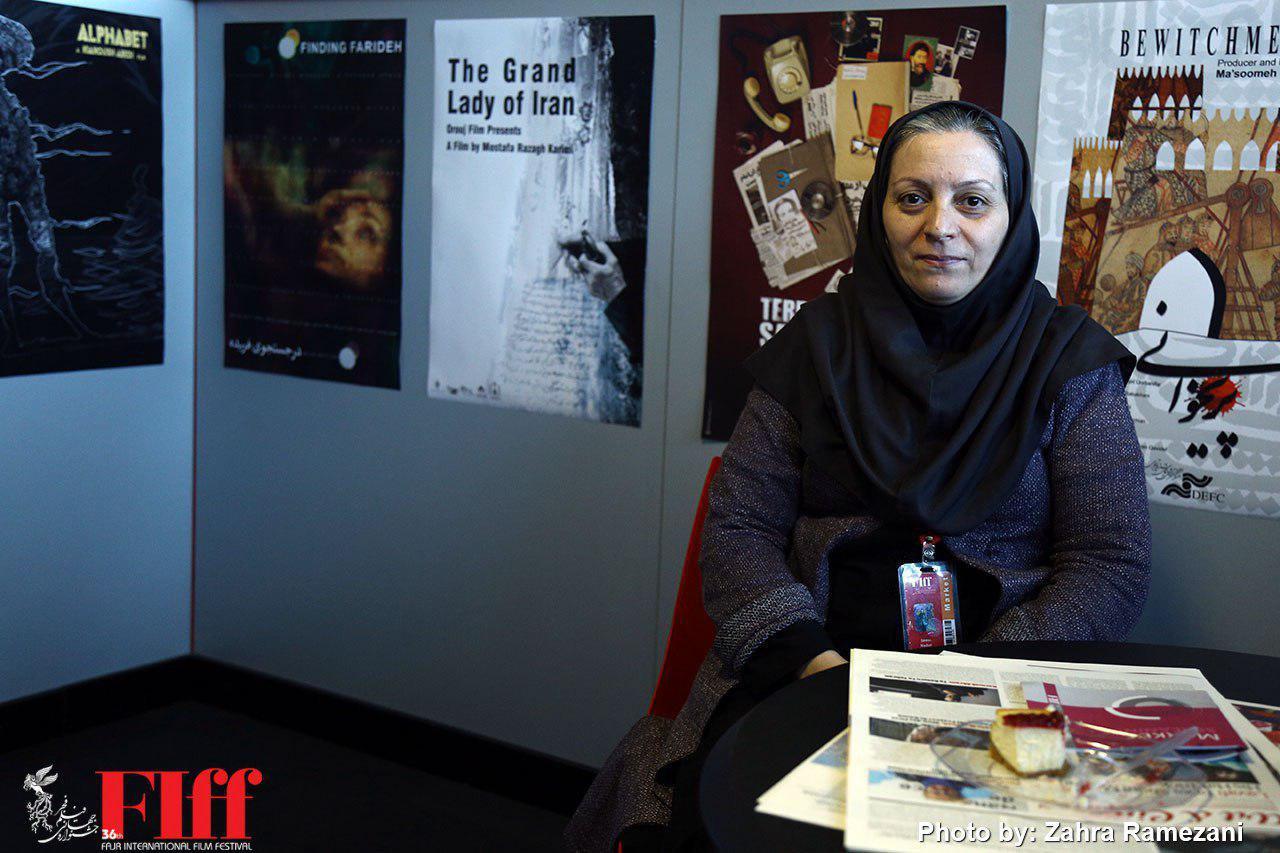 ۸۱ مستند و ۲۰ انیمیشن در بازار جشنواره جهانی فیلم فجر عرضه کردهایم
