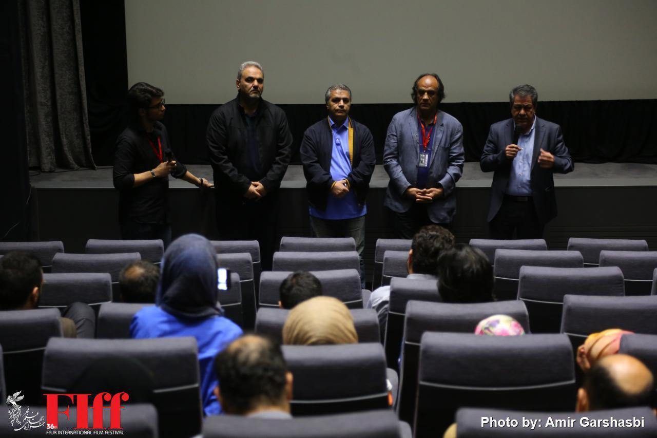 «شور متحد» در جشنواره جهانی فیلم فجر رونمایی شد/ پشت پرده فیفا