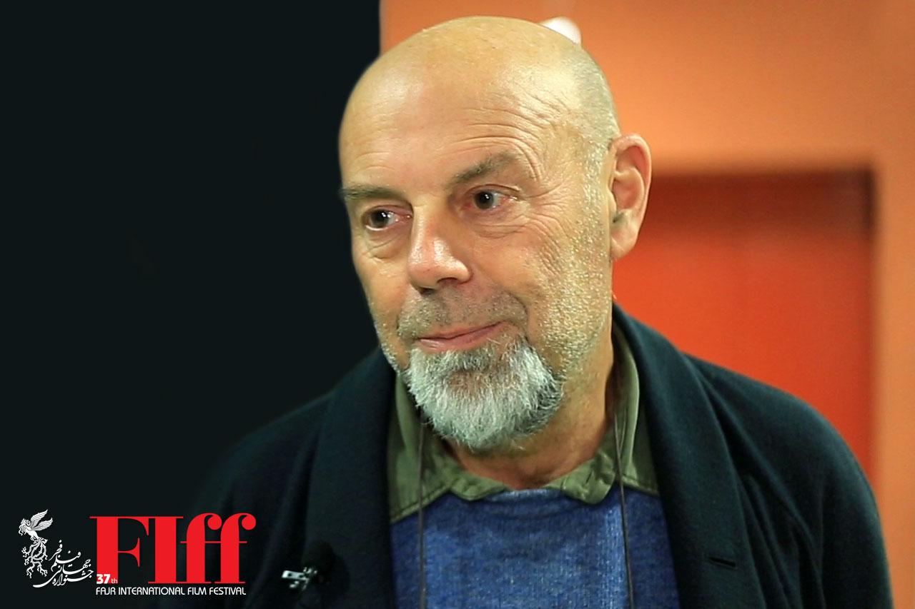 لوکا بیگاتزی فیلمبردار ایتالیایی «کپی برابر اصل» به ایران میآید