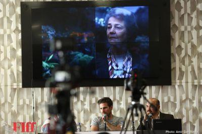 گزارش تصویری نشست مطبوعاتی آندرئا پاللائورو در پردیس چارسو