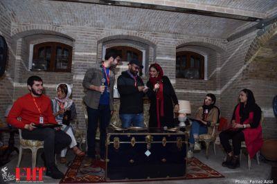 گزارش تصویری اختتامیه «دارالفنون» سیوهفتمین جشنواره جهانی فیلم فجر