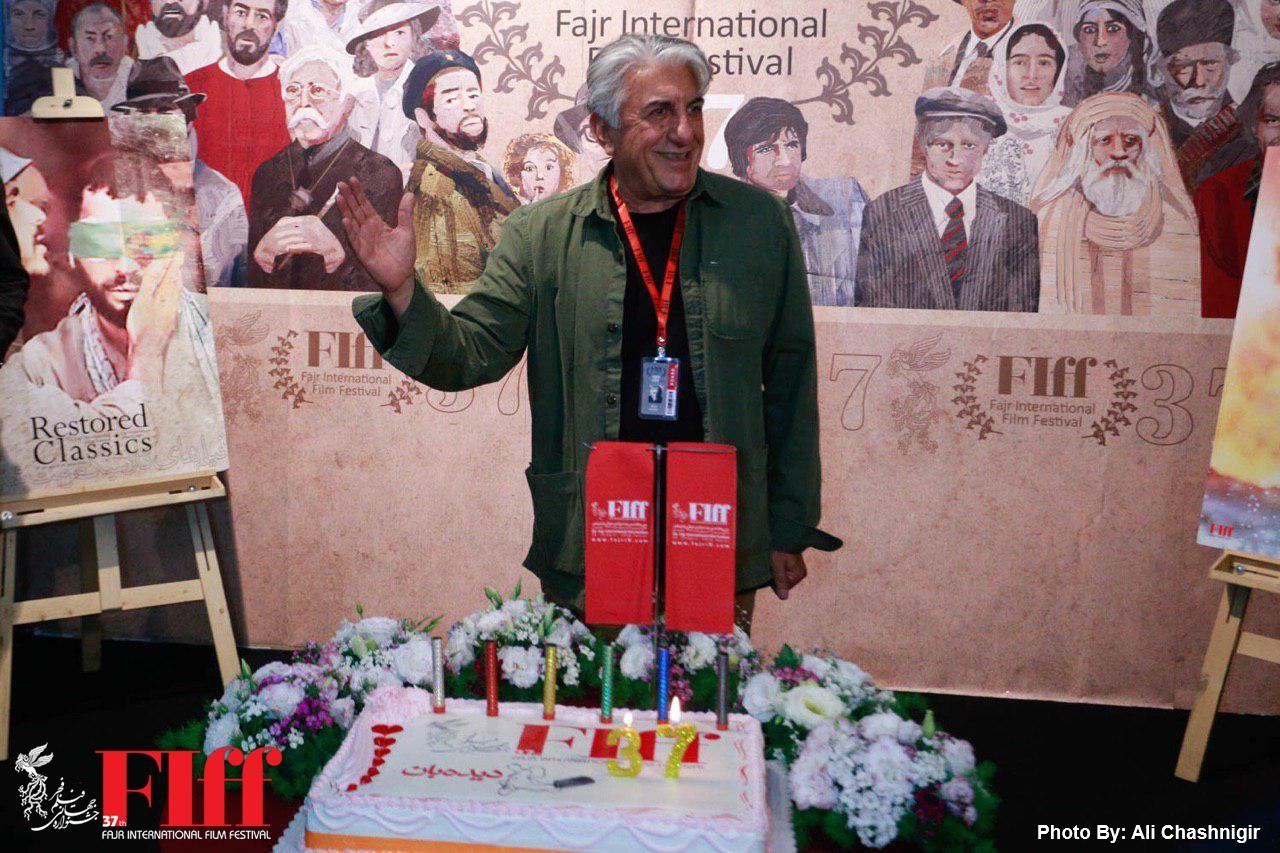 گزارش تصویری مراسم افتتاحیه سیوهفتمین جشنواره جهانی فیلم فجر /۲
