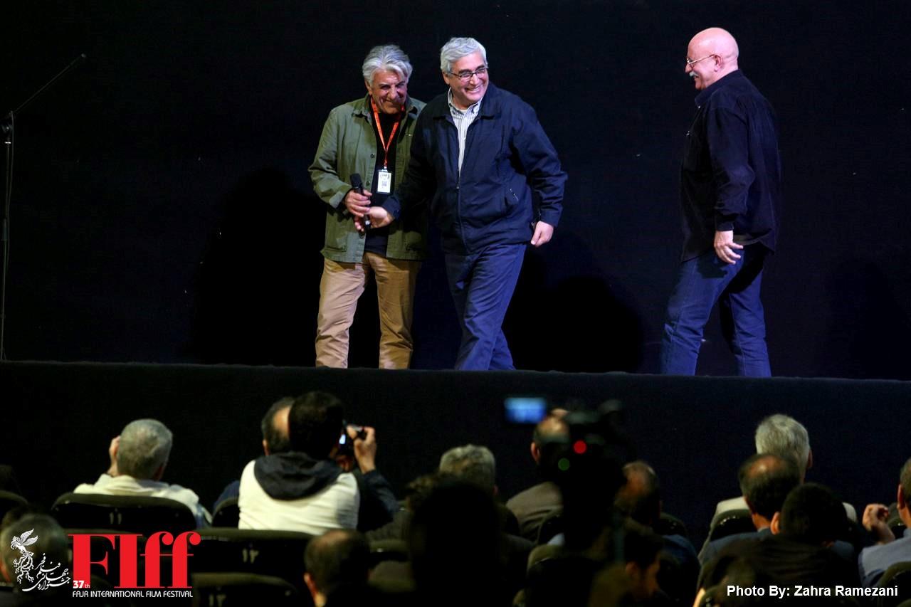 گزارش تصویری مراسم افتتاحیه سیوهفتمین جشنواره جهانی فیلم فجر /۳