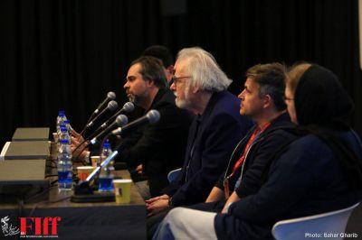 گزارش تصویری نشست «مرور سینمای آلمان» در پردیس چارسو