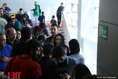 گزارش تصویری حواشی روز چهارم سیوهفتمین جشنواره جهانی فیلم فجر/ ۱