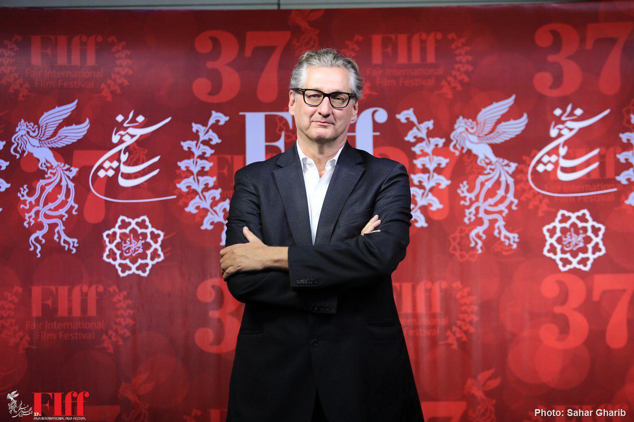 نظر سفیر هلند در ایران درباره جشنواره جهانی فیلم فجر و همکاری فرهنگی با ایران