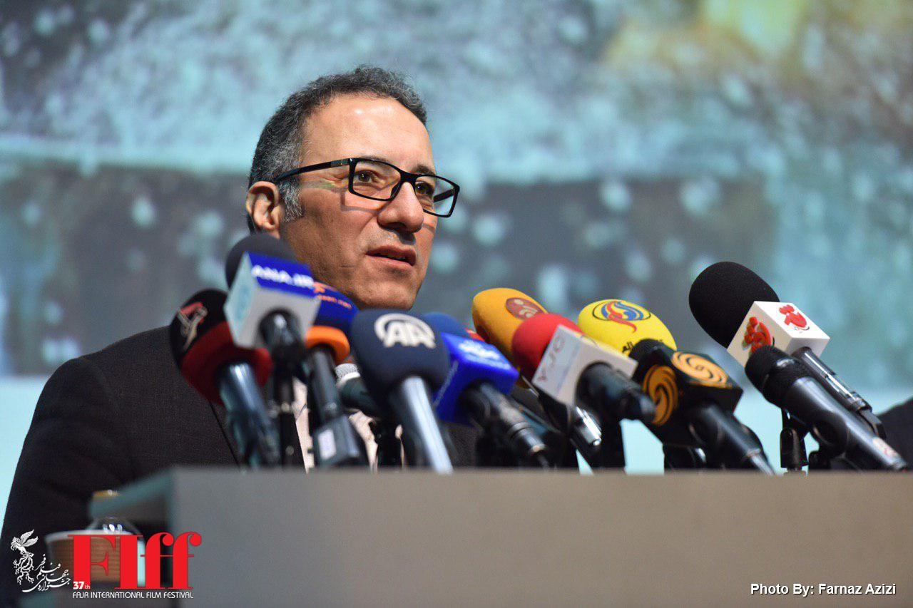 گزارش تصویری نشست خبری سیوهفتمین جشنواره جهانی فیلم فجر /۳
