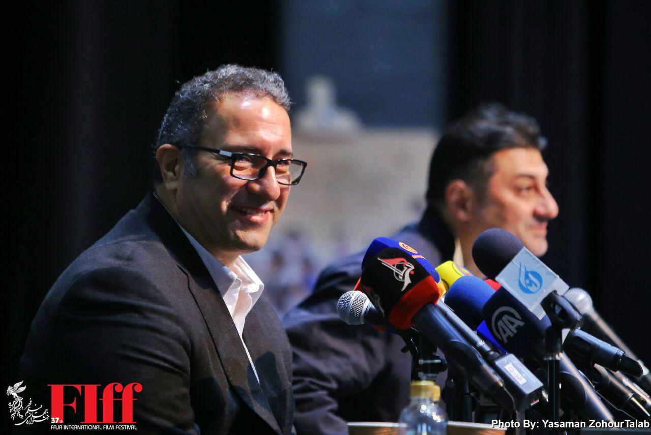گزارش تصویری نشست خبری سیوهفتمین جشنواره جهانی فیلم فجر /۴