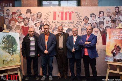 گزارش تصویری مراسم اکران نسخه مرمتشده فیلم «دونده» در سینما فلسطین