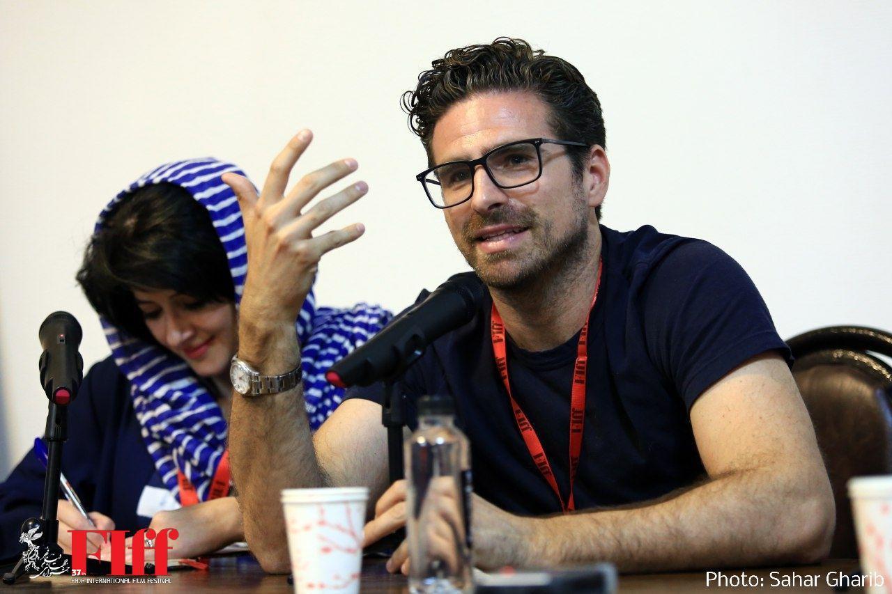 آندرئا پاللائورو: نگران فیلم نباشید و ریسک کنید