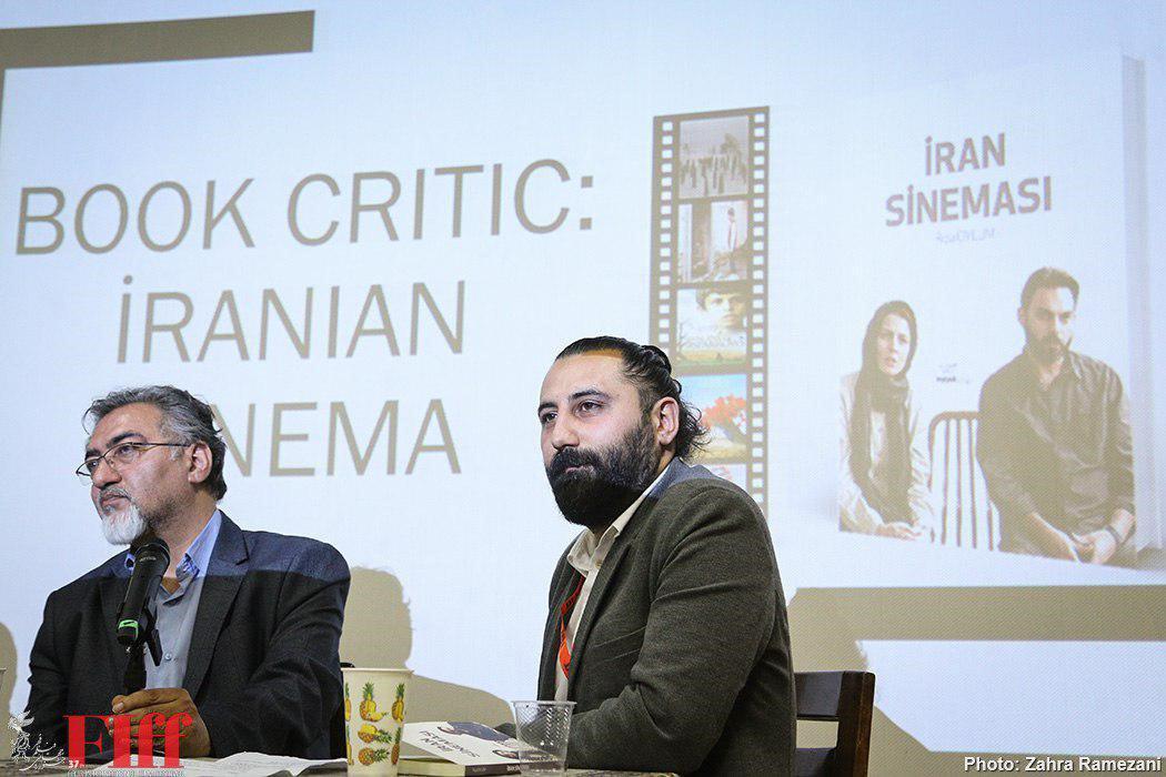 گزارش تصویری جلسه «نقد سینمای ایران» با حضور رضا اویلوم در دانشگاه سوره