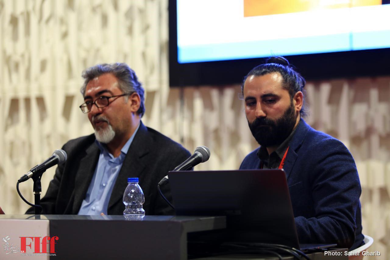 گزارش تصویری نشست «حمایتهای دولتی در سینمای ترکیه» در پردیس چارسو