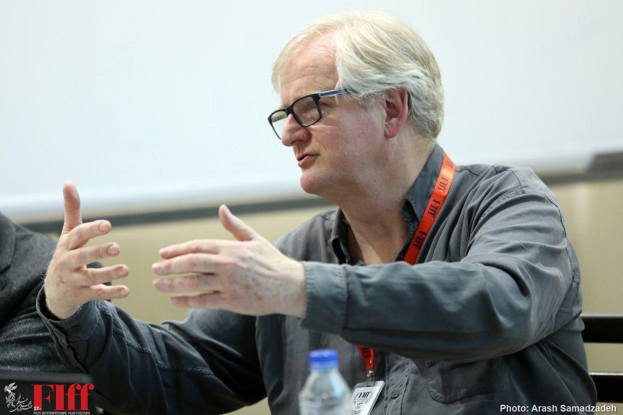 گزارش تصویری کارگاه «سینما و سایر رسانهها» با حضور پروفسور ویلیام جان هیل
