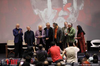 گزارش تصویری مراسم بزرگداشت علیاکبر صادقی در جشنواره جهانی فجر/ ۱