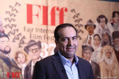 گزارش تصویری بازدید رییس سازمان سینمایی از سیوهفتمین جشنواره جهانی فیلم فجر