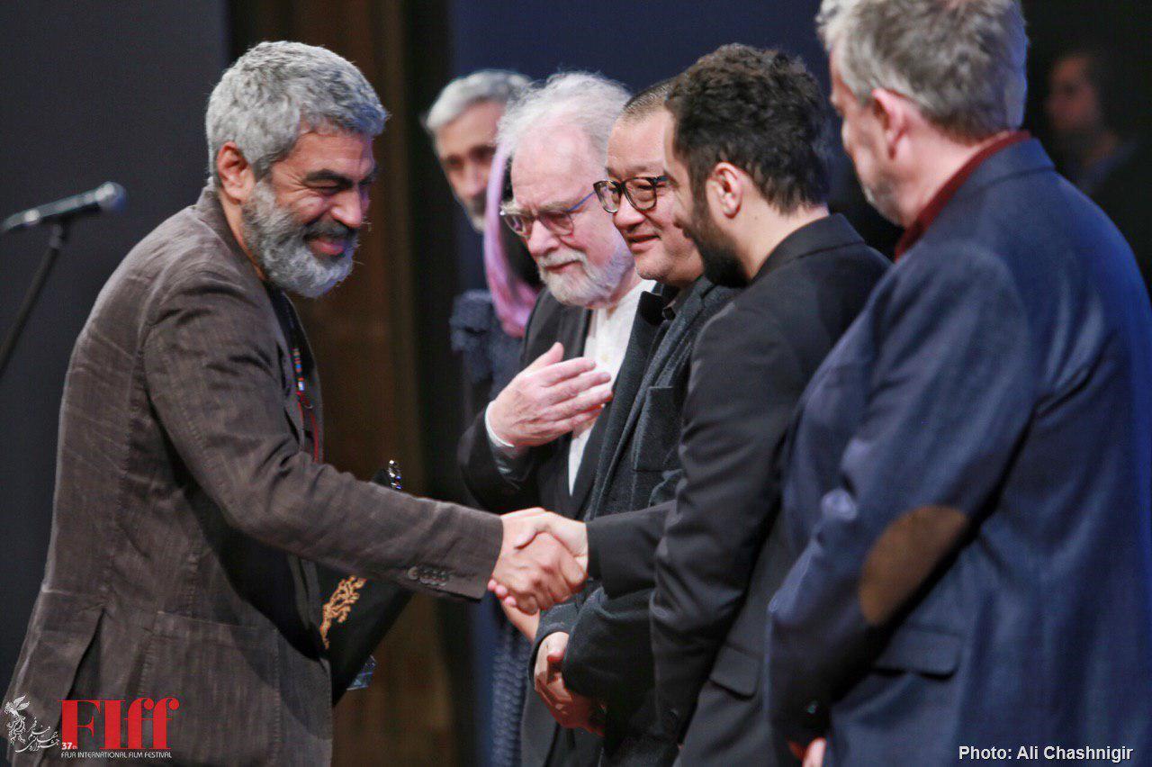 گزارش تصویری مراسم اختتامیه سیوهفتمین جشنواره جهانی فیلم فجر/ ۱