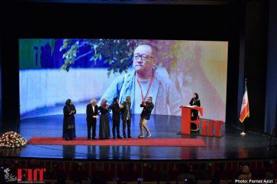 گزارش تصویری مراسم اختتامیه سیوهفتمین جشنواره جهانی فیلم فجر/ ۴