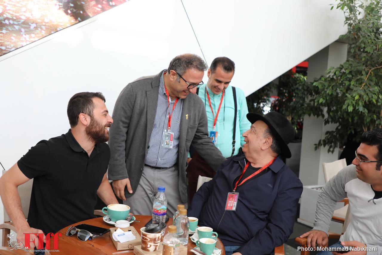 گزارش تصویری حواشی روز دوم سیوهفتمین جشنواره جهانی فیلم فجر