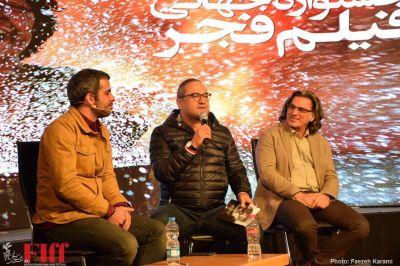 گزارش تصویری حواشی روز سوم سیوهفتمین جشنواره جهانی فیلم فجر