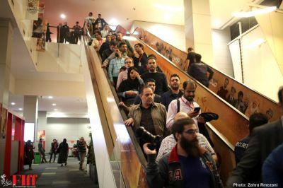 گزارش تصویری حواشی روز هفتم سیوهفتمین جشنواره جهانی فیلم فجر/ ۲