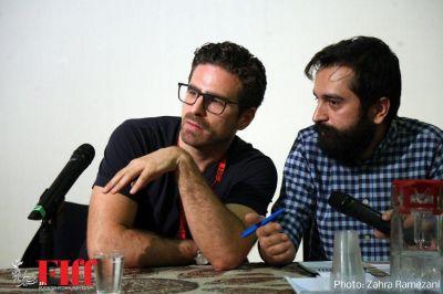 گزارش تصویری کارگاه «فیلمنامهنویسی» آندرئا پاللائورو در دانشگاه سوره