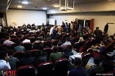 گزارش تصویری کارگاه «سبک استعلایی در سینما» با حضور پل شریدر در دانشکده سینما تئاتر