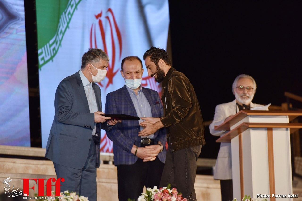گزارش تصویری اولین آیین تجلیل از افتخارآفرینان سینمای ایران در عرصه بینالملل/ ۳