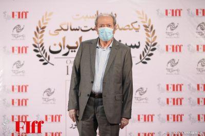 گزارش تصویری اولین آیین تجلیل از افتخارآفرینان سینمای ایران در عرصه بینالملل/ ۴