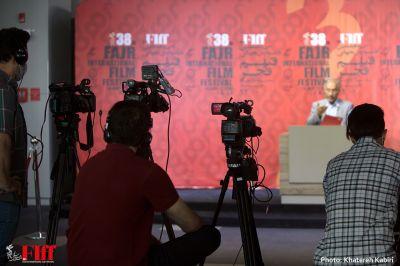 گزارش تصویری دومین نشست خبری دبیر جشنواره جهانی فیلم فجر