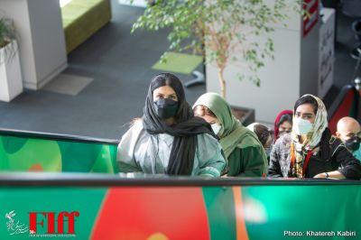 گزارش تصویری حواشی روز دوم سیوهشتمین جشنواره جهانی فیلم فجر/ ۲