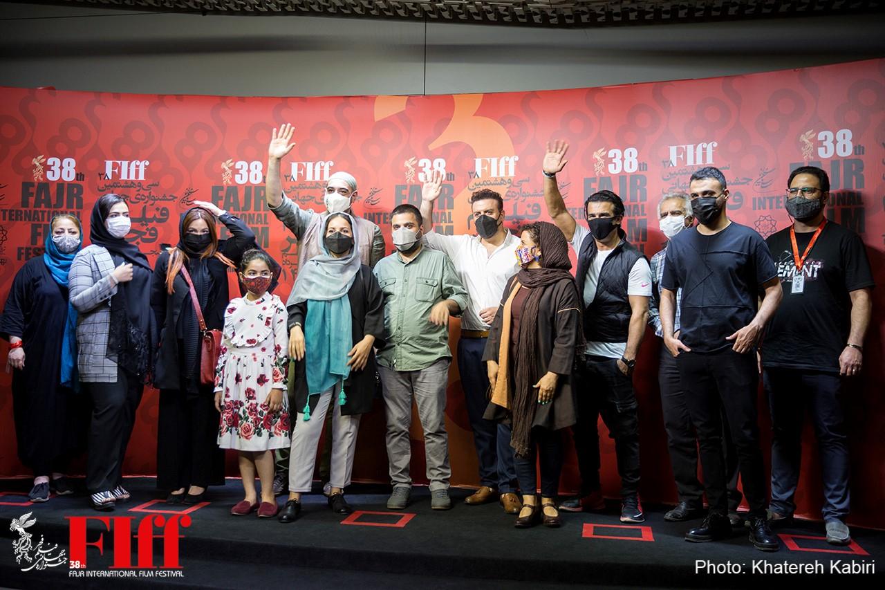 گزارش تصویری حضور هنرمندان و عوامل فیلمها در چهارمین روز جشنواره جهانی