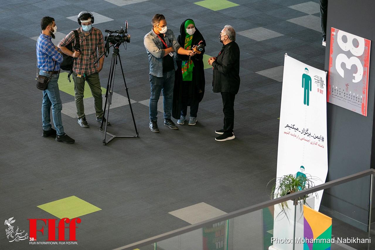 گزارش تصویری حواشی روز چهارم سیوهشتمین جشنواره جهانی فیلم فجر