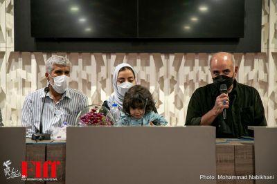 گزارش تصویری نشست خبری فیلم «افسانه بناسان، غول چراغ جادو» در جشنواره جهانی