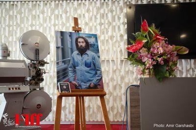 گزارش تصویری نکوداشت یاد اشکان منصوری در سیوهشتمین جشنواره جهانی فیلم فجر