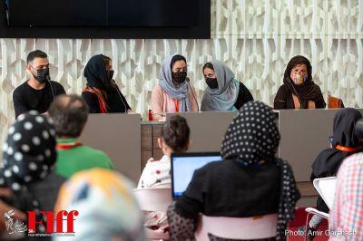 گزارش تصویری نشست خبری فیلم «شهربانو» در جشنواره جهانی