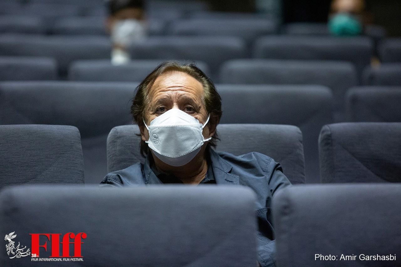 گزارش تصویری رونمایی از نسخه مرمتشده فیلم «بدوک» با حضور مجید مجیدی