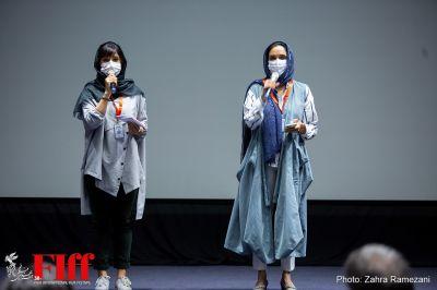گزارش تصویری معرفی فیلمها درپنجمین روز از جشنواره جهانی فیلم فجر