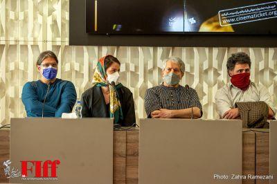 گزارش تصویری نشست خبری فیلم «گیسوم» در جشنواره جهانی