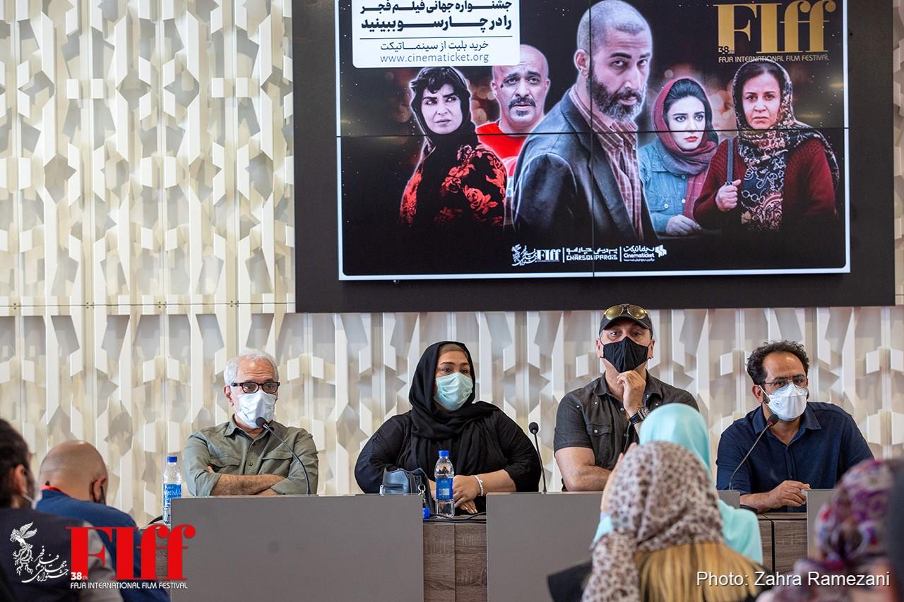 گزارش تصویری نشست خبری فیلم «میجر» در جشنواره جهانی