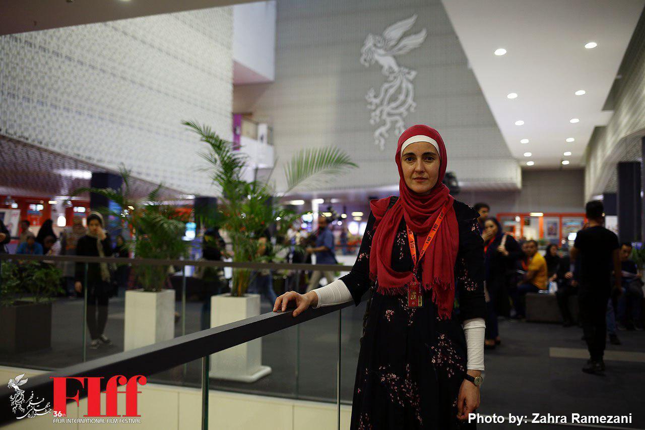 سینماتجربه؛ مرور نشستهای جشنواره جهانی فیلم فجر/ آیدا بگیچ؛ مشروح نشست
